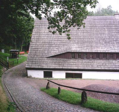 Bergbaumuseum und Schaustollen Altenberg