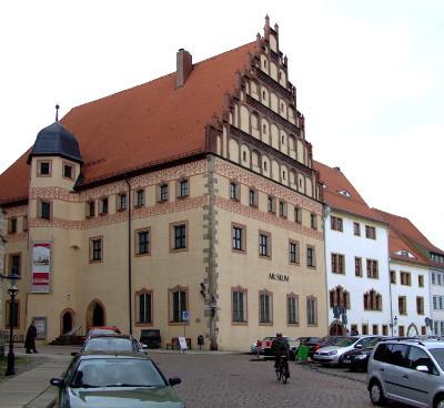Stadt- und Bergbaumuseum Freiberg