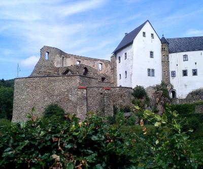 Osterzgebirgsmuseum Schloss Lauenstein