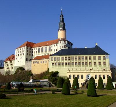 Schloß, Museum und barocker Schloßpark Weesenstein