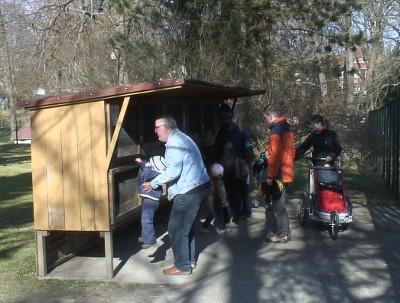 Tierpark Freiberg - Eintritt kostenlos