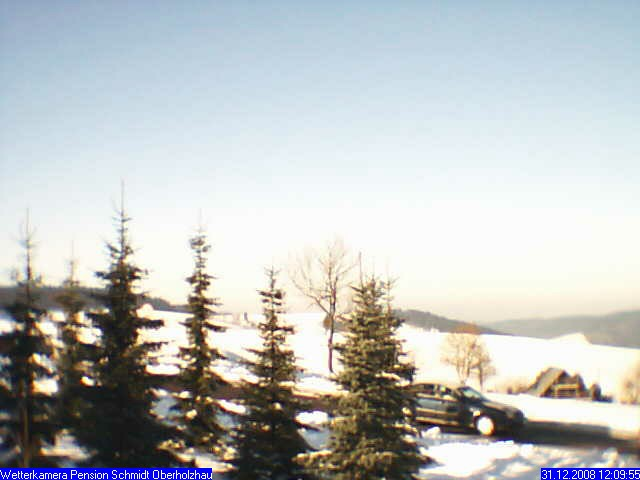 Webcam im Skigebiet Höhenloipe webova kamera Holzhau Oberholzhau 03.08.2007