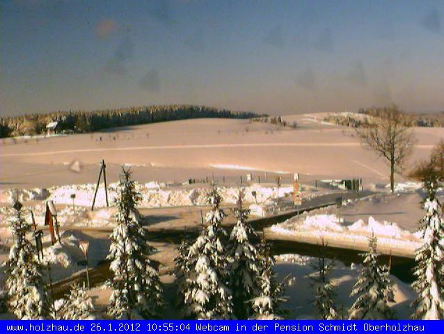 Webcam Skigebiet Höhenloipe Loipe Holzhau Oberholzhau 21.06.2009