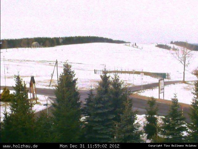 Webcam Skigebiet Holzhau Oberholzhau 21.11.2010