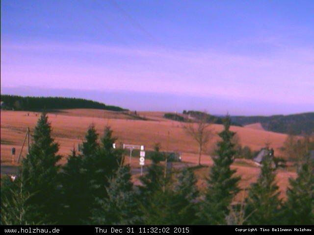 Webcam Holzhau Oberholzhau Höhenloipe 21.11.2013