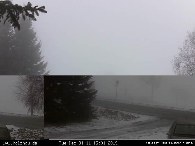 Webcam Holzhau Pension Schmidt bei der Fischerbaude 21.11.2017