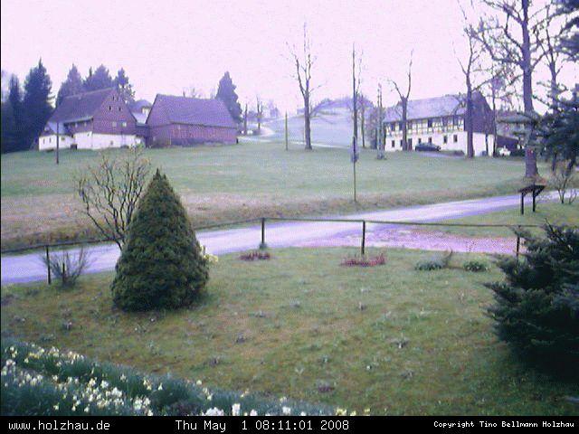 Wetter am 01.05.2008 in Holzhau (Erzgebirge)