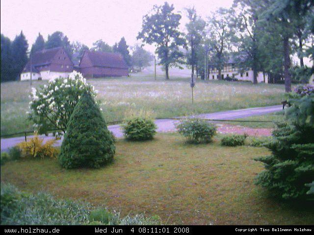 Wetter am 04.06.2008 in Holzhau (Erzgebirge)