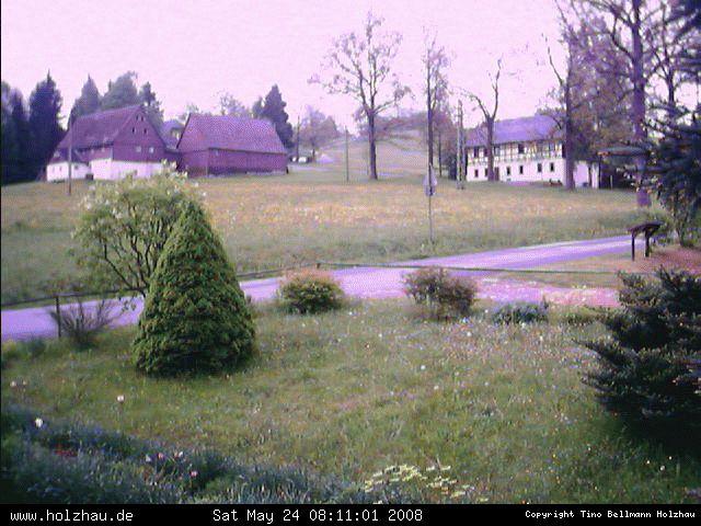 Wetter am 24.05.2008 in Holzhau (Erzgebirge)
