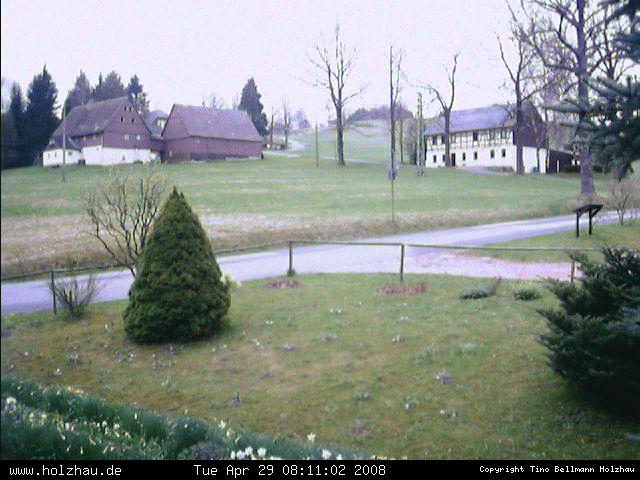 Wetter am 29.04.2008 in Holzhau (Erzgebirge)