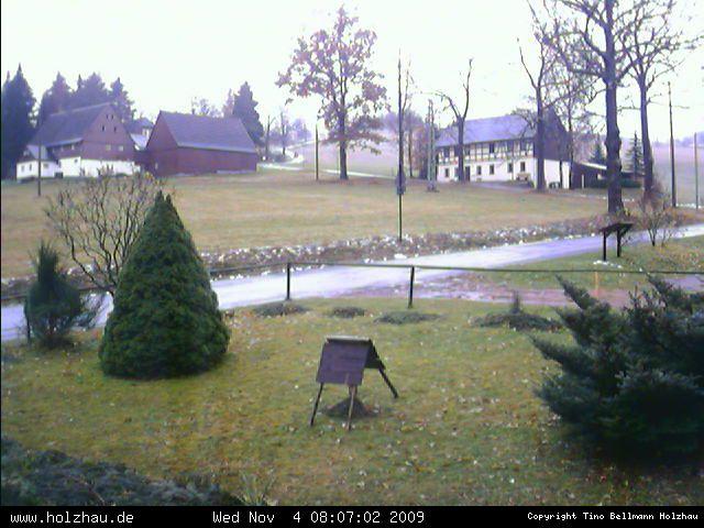 Wetter am 04.11.2009 in Holzhau (Erzgebirge)