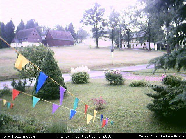 Wetter am 19.06.2009 in Holzhau (Erzgebirge)