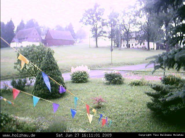 Wetter am 27.06.2009 in Holzhau (Erzgebirge)