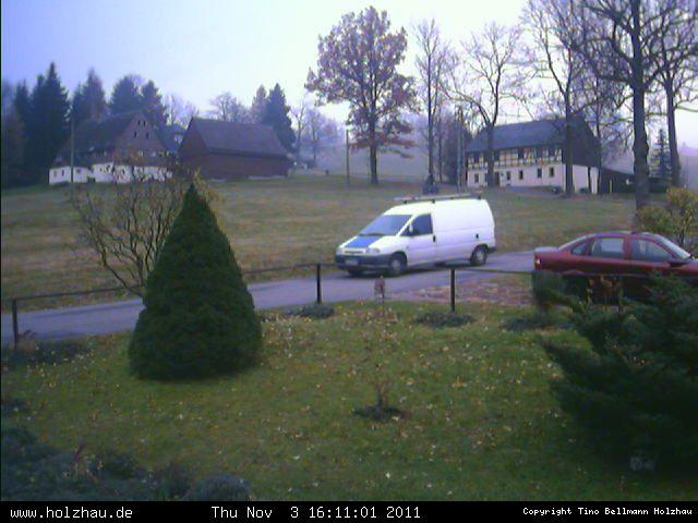 Wetter am 03.11.2011 in Holzhau (Erzgebirge)