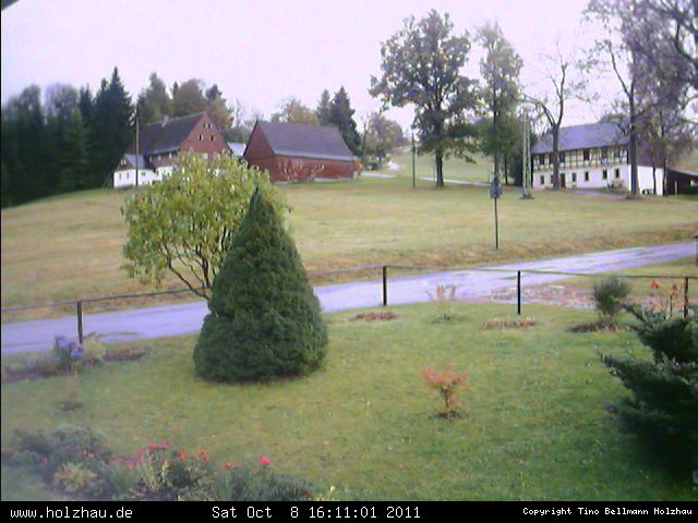 Wetter am 08.10.2011 in Holzhau (Erzgebirge)
