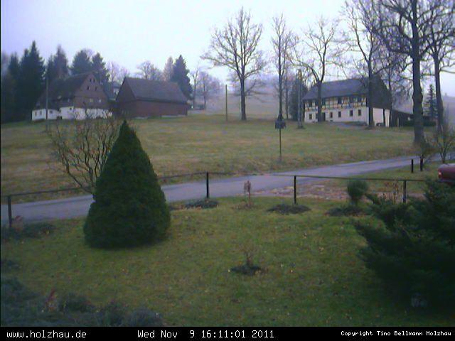 Wetter am 09.11.2011 in Holzhau (Erzgebirge)