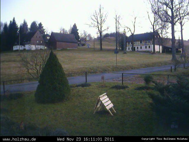 Wetter am 23.11.2011 in Holzhau (Erzgebirge)