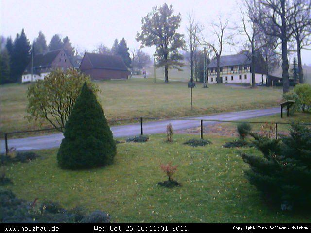 Wetter am 26.10.2011 in Holzhau (Erzgebirge)