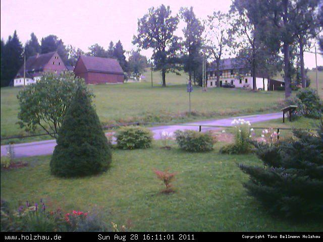 Wetter am 28.08.2011 in Holzhau (Erzgebirge)