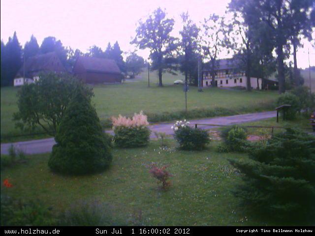 Wetter am 01.07.2012 in Holzhau (Erzgebirge)