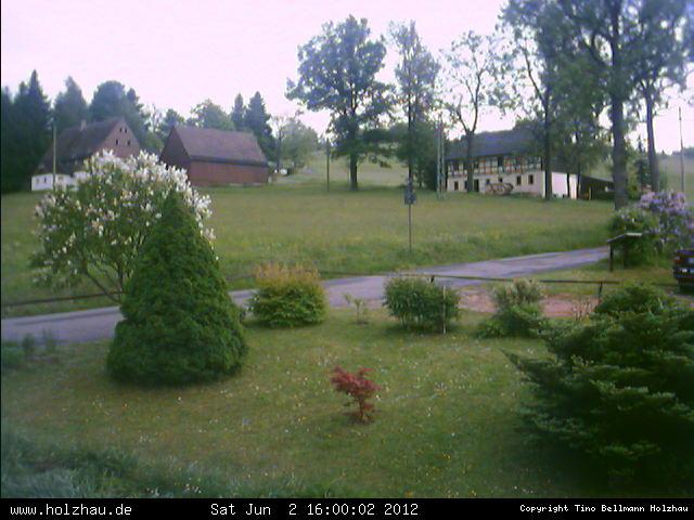 Wetter am 02.06.2012 in Holzhau (Erzgebirge)