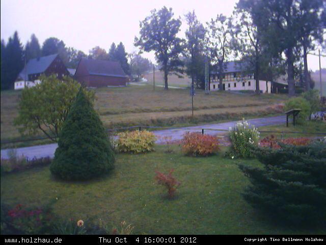 Wetter am 04.10.2012 in Holzhau (Erzgebirge)