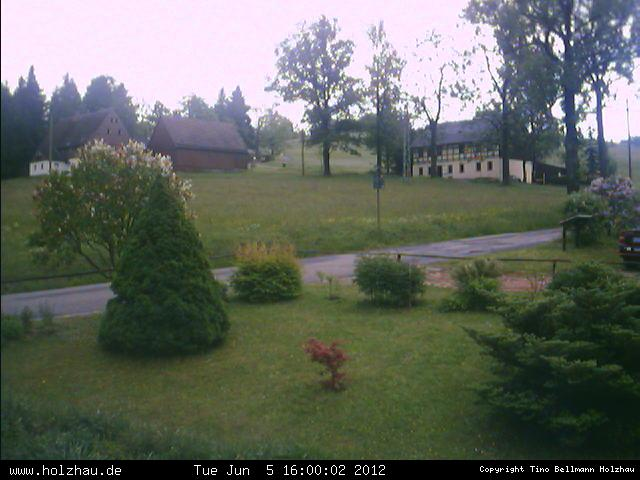 Wetter am 05.06.2012 in Holzhau (Erzgebirge)