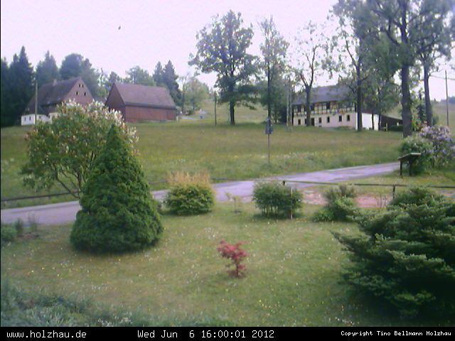 Wetter am 06.06.2012 in Holzhau (Erzgebirge)