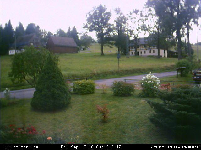 Wetter am 07.09.2012 in Holzhau (Erzgebirge)