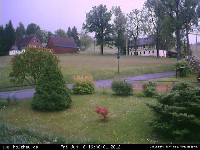 Wetter am 08.06.2012 in Holzhau (Erzgebirge)