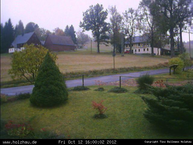 Wetter am 12.10.2012 in Holzhau (Erzgebirge)