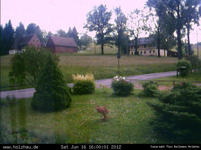 Wetter am 16.06.2012 in Holzhau (Erzgebirge)