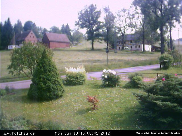 Wetter am 18.06.2012 in Holzhau (Erzgebirge)