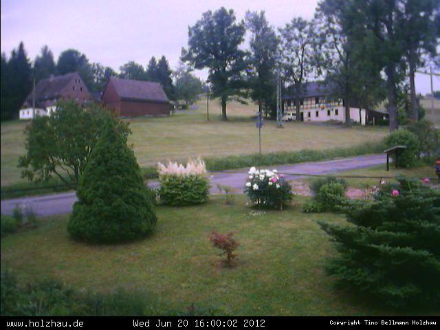 Wetter am 20.06.2012 in Holzhau (Erzgebirge)