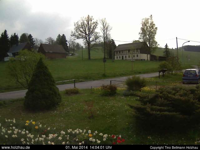 Wetter am 01.05.2014 in Holzhau (Erzgebirge)
