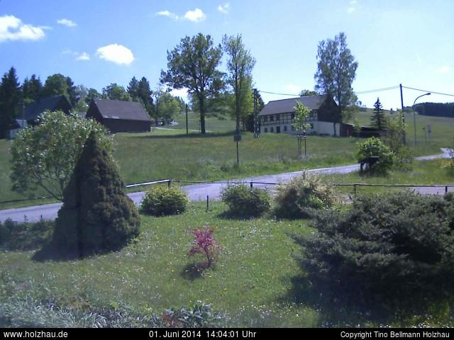 Wetter am 01.06.2014 in Holzhau (Erzgebirge)