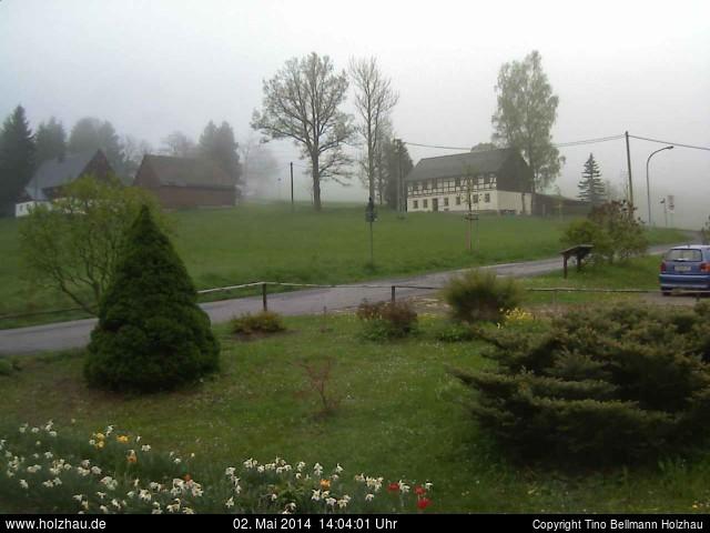Wetter am 02.05.2014 in Holzhau (Erzgebirge)