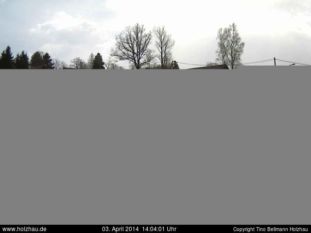 Wetter am 03.04.2014 in Holzhau (Erzgebirge)