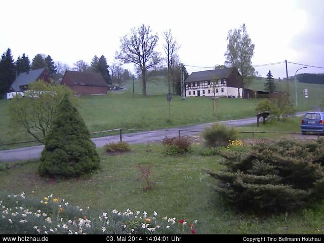 Wetter am 03.05.2014 in Holzhau (Erzgebirge)