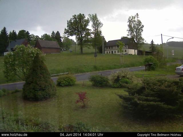 Wetter am 04.06.2014 in Holzhau (Erzgebirge)