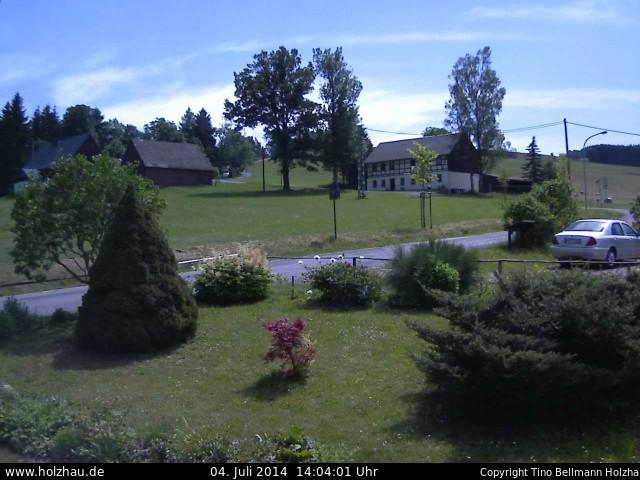 Wetter am 04.07.2014 in Holzhau (Erzgebirge)