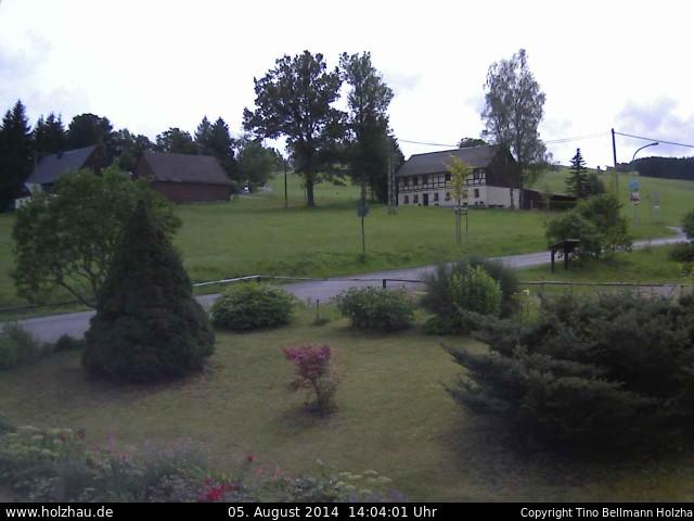 Wetter am 05.08.2014 in Holzhau (Erzgebirge)
