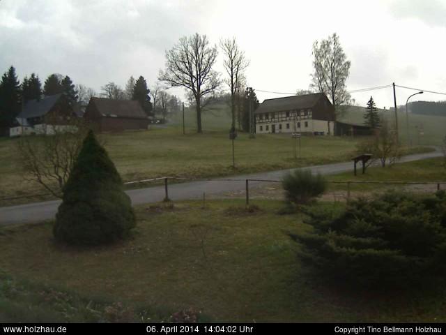 Wetter am 06.04.2014 in Holzhau (Erzgebirge)