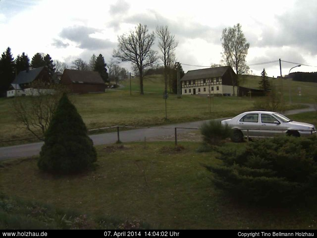 Wetter am 07.04.2014 in Holzhau (Erzgebirge)
