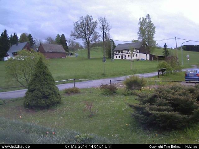 Wetter am 07.05.2014 in Holzhau (Erzgebirge)