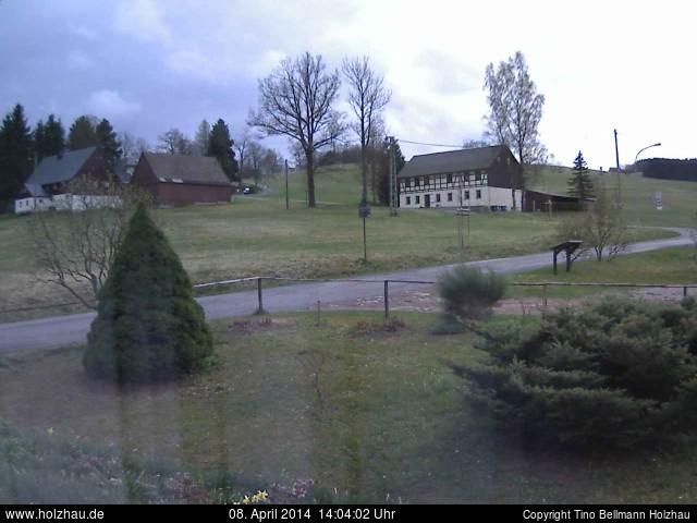Wetter am 08.04.2014 in Holzhau (Erzgebirge)