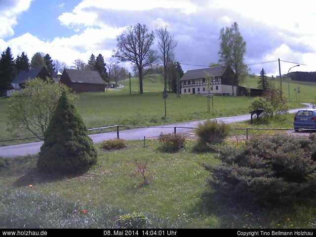 Wetter am 08.05.2014 in Holzhau (Erzgebirge)