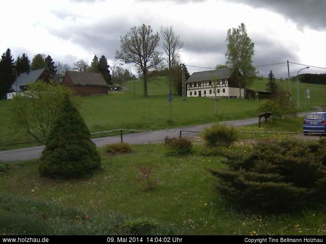 Wetter am 09.05.2014 in Holzhau (Erzgebirge)