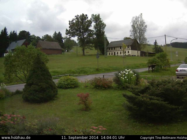 Wetter am 11.09.2014 in Holzhau (Erzgebirge)