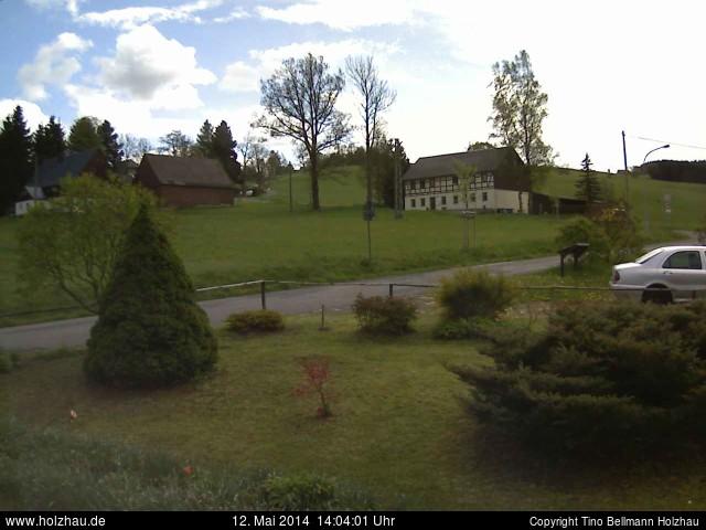 Wetter am 12.05.2014 in Holzhau (Erzgebirge)